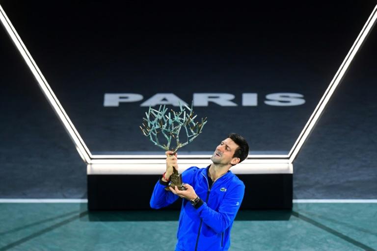 Le Masters 1000 de Paris