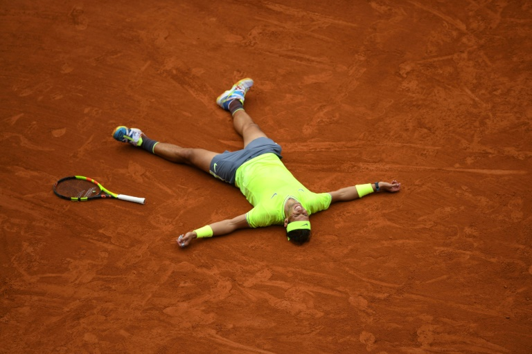 Thanks for the memories: Rafael Nadal's 12 French Open triumphs