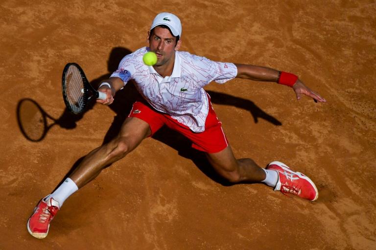 Masters 1000 de Rome: Djokovic passe en quarts de finale