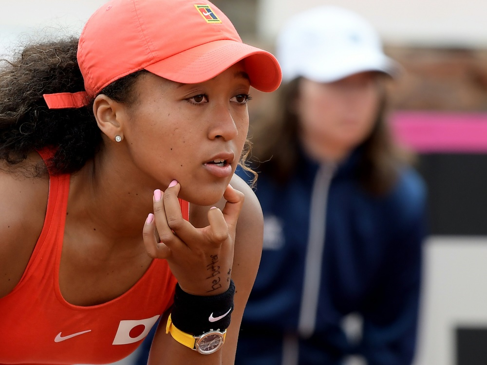Netflix kündigt Dokumentation über Tennisstar Osaka an