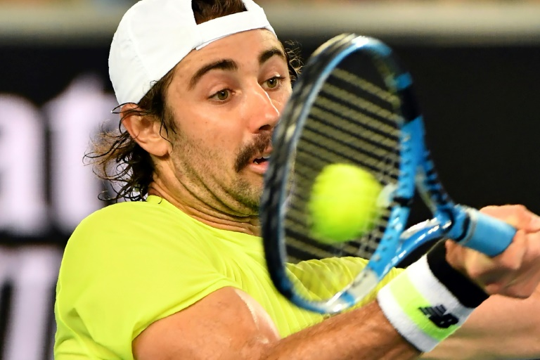 Aussie Thompson topples top seed Isner in New York