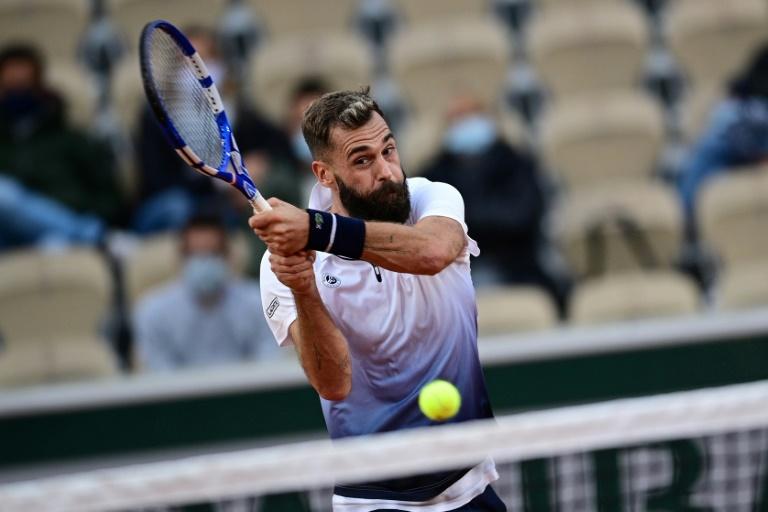 Roland-Garros: Benoît Paire battu au 2e tour par le 99e mondial