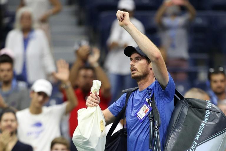 Murray a cédé face à Hurkacz à Metz