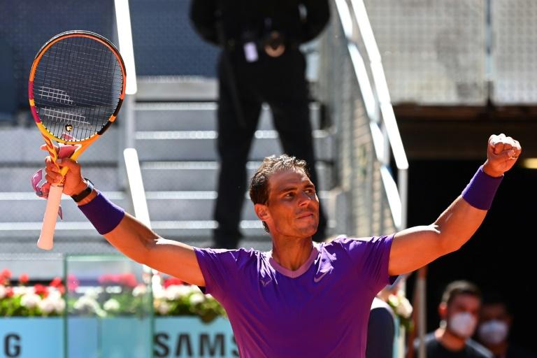 Déjà fini pour Tsitsipas et Medvedev, Nadal et Barty en contrôle à Madrid