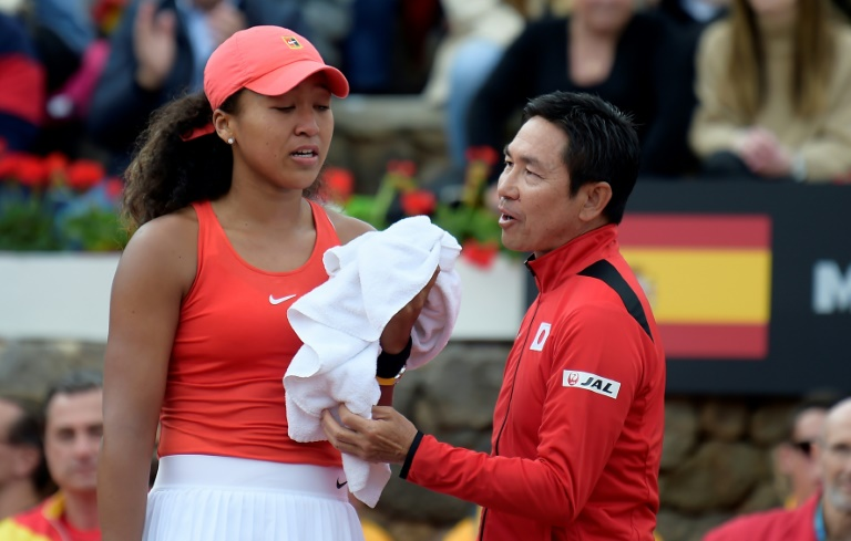 Osaka shocked as Spain seize Fed Cup lead over Japan, USA 2-0 up on Latvia