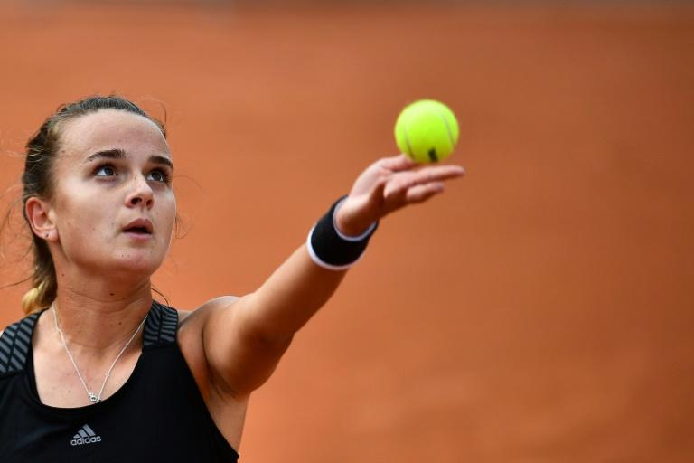 Roland-Garros: la jeune Française Clara Burel passe au 3e tour