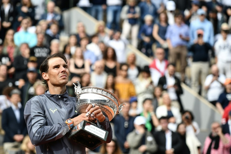 French Open day 15 -- at a glance