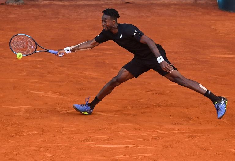 Roland-Garros: l'inconnue Monfils