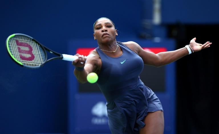 US Open: Serena Williams vise le record là où sa légende a commencé