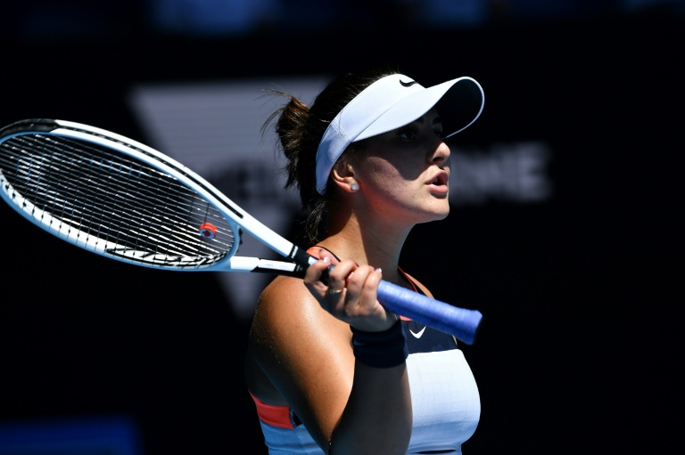 Andreescu climbs to sixth as Barty holds on to top ranking