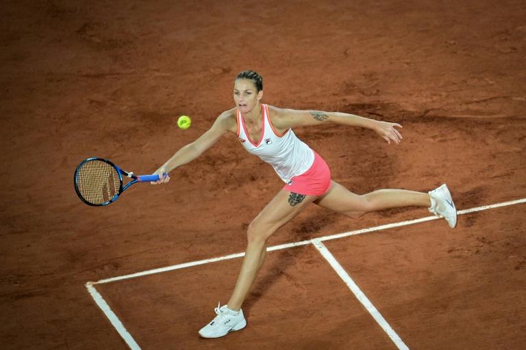 Roland-Garros: Pliskova, tête de série N.2, éliminée au 2e tour par Ostapenko