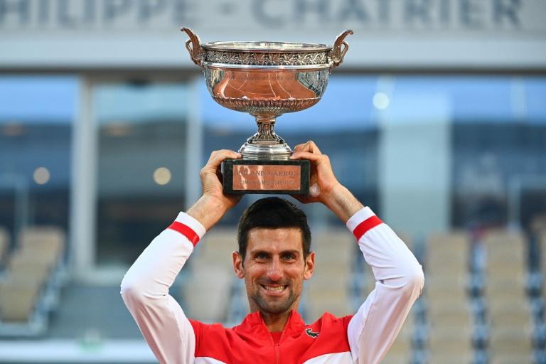 Roland-Garros: Djokovic, trop fort l'ancien !