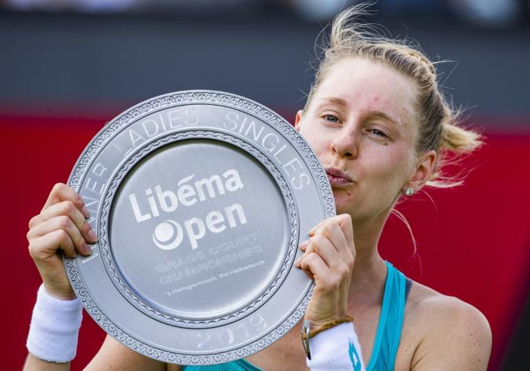 2e titre WTA pour Riske, à 's-Hertogenbosch