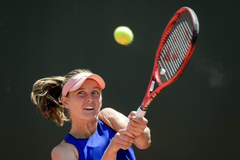 Fiona Ferro qualifiée facilement pour le deuxième tour à New York