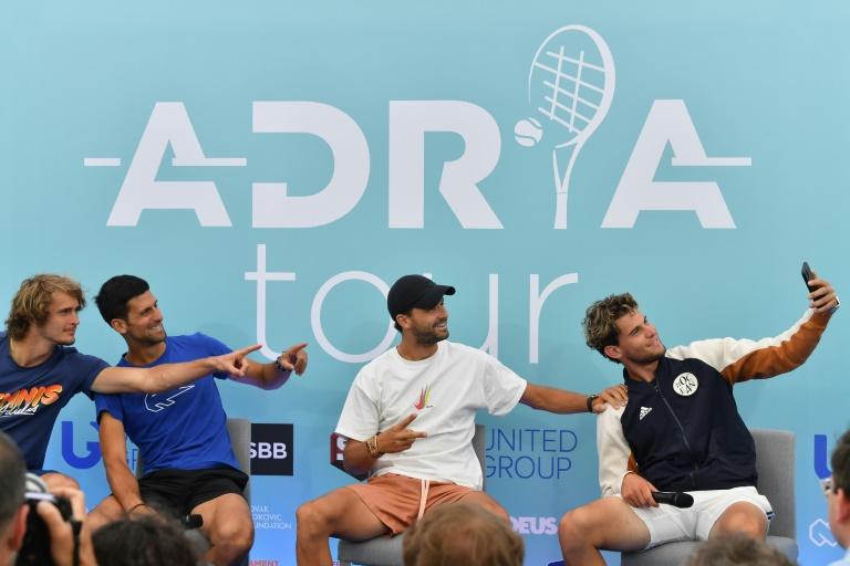Thiem, Zverev, Dimitrov join Djokovic in US Open doubts