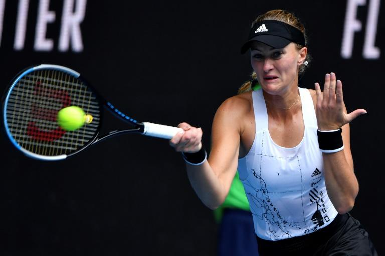 WTA: Mladenovic éliminée au 1er tour à Adelaïde