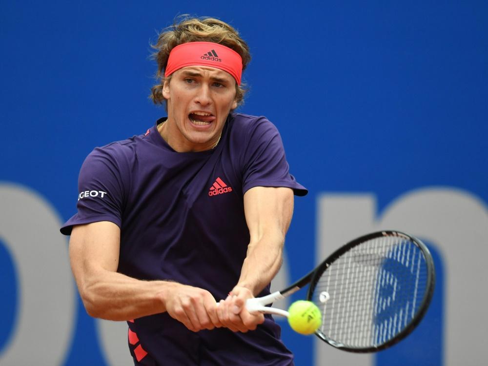 French Open:  Zverev gegen Millman, Kerber gegen Potapowa