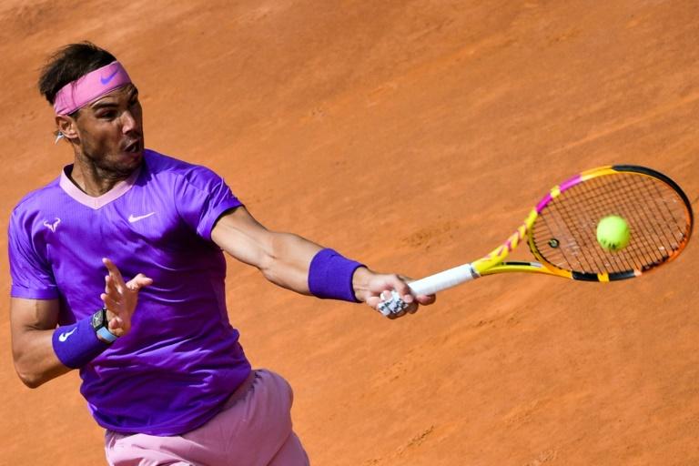Le Masters 1000 de Rome retrouve du public et Nadal sa