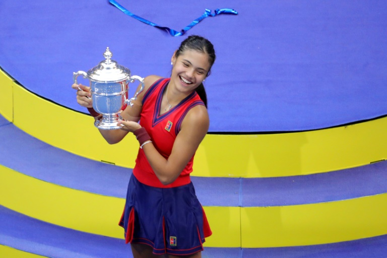 Raducanu cherche un nouveau coach après sa victoire à l'US Open
