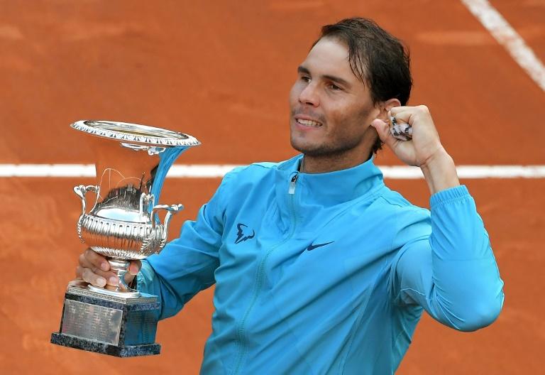 Nadal, le boss est de retour