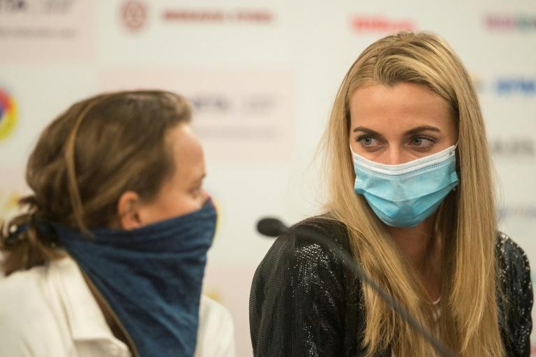 Kvitova et Strycova se passent bien de Roland-Garros