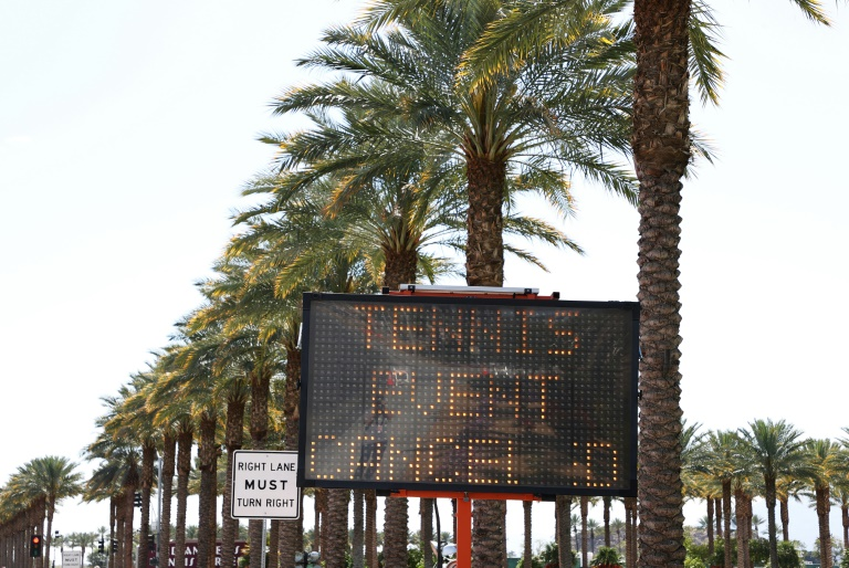 Miami Open to go ahead after Indian Wells axed: statement