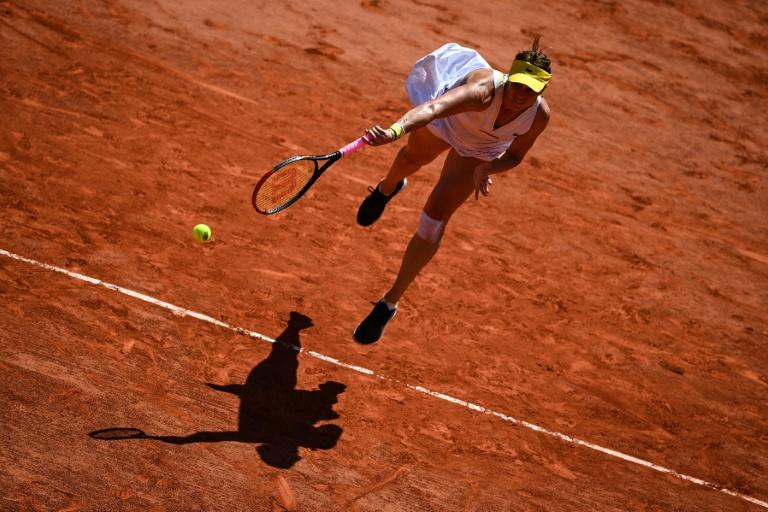 Roland-Garros: la Russe Anastasia Pavlyuchenkova en finale pour la première fois