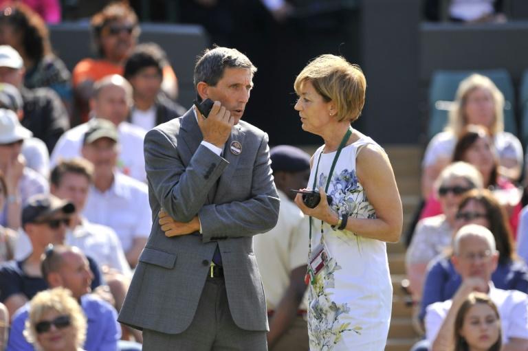 Behaviour was wilder in my day, says Wimbledon referee