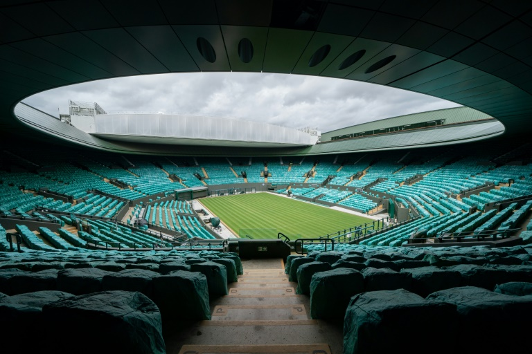 Wimbledon evisage tous les scénarios, y compris un huis clos