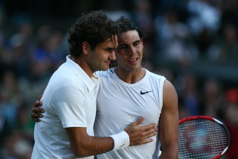 Wimbledon: il y a onze ans, le chef d'oeuvre de Federer et Nadal