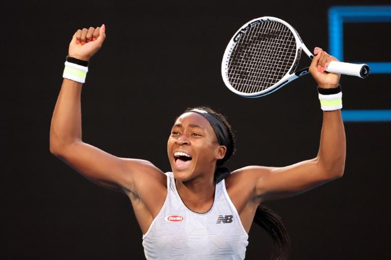 Open d'Australie: Coco Gauff, 15 ans, élimine la tenante du titre Naomi Osaka