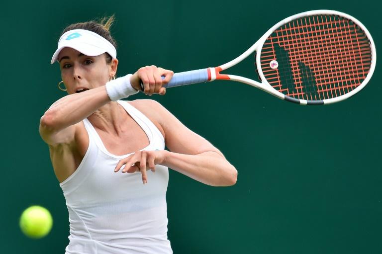 WTA : Alizé Cornet qualifiée pour le deuxième tour à Lausanne