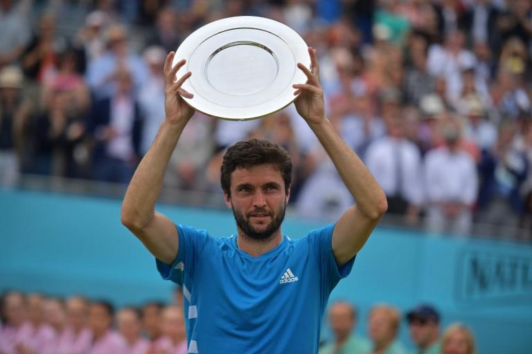 Classement ATP: Simon gagne 13 places et devient N.2 français