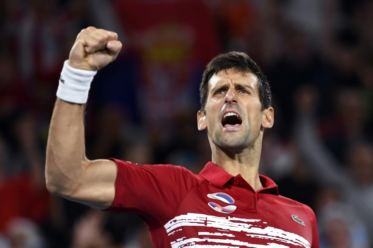 Emotional Djokovic beats Nadal, steers Serbia to ATP Cup title