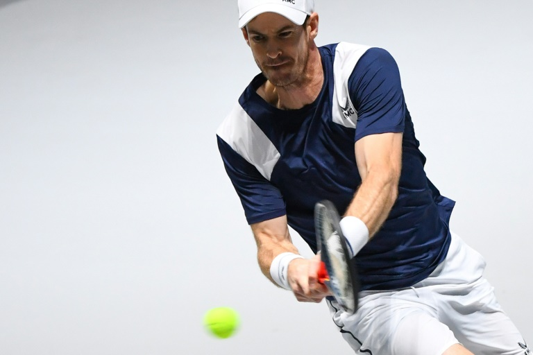 Andy Murray positif malgré sa défaite contre Evans