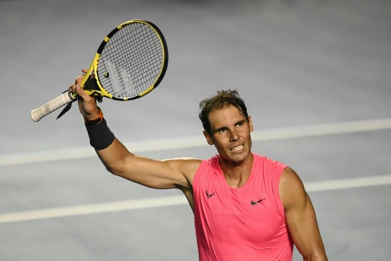 ATP: Nadal victorieux pour son retour, Kyrgios abandonne à Acapulco