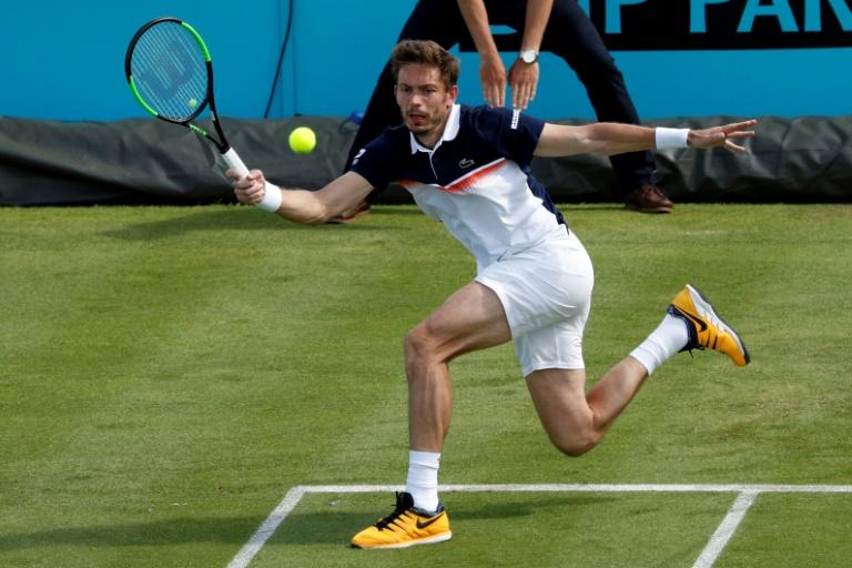 ATP: Nicolas Mahut au 2e tour du Queen's