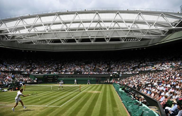 Wimbledon at a glance - Day 9