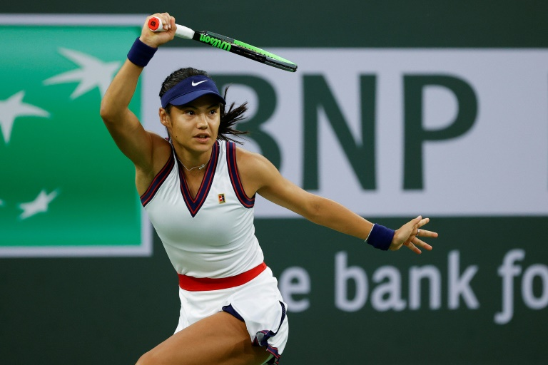 US Open champ Raducanu loses opening match at Indian Wells
