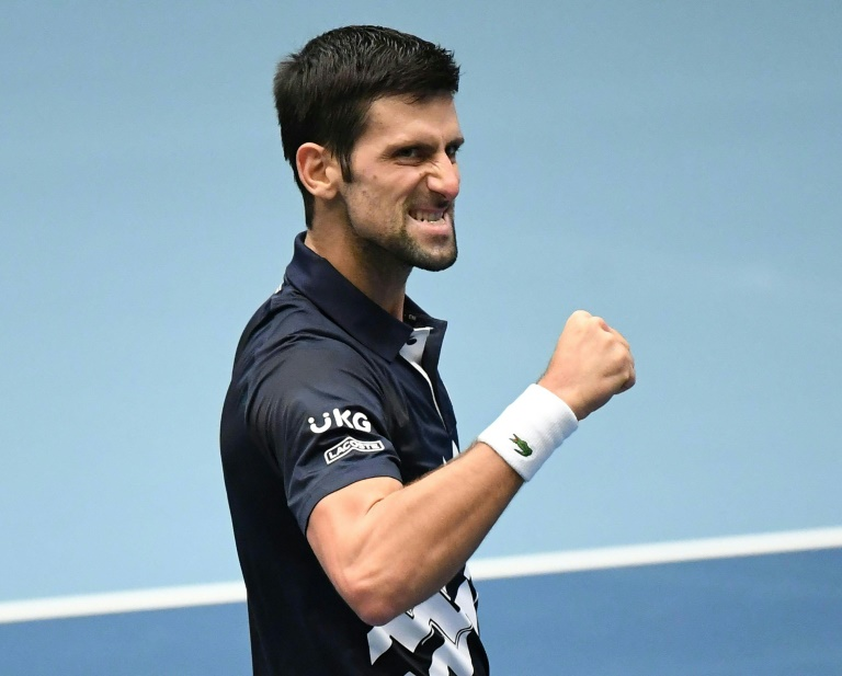 Djokovic virtually assures year-end top ranking for sixth time