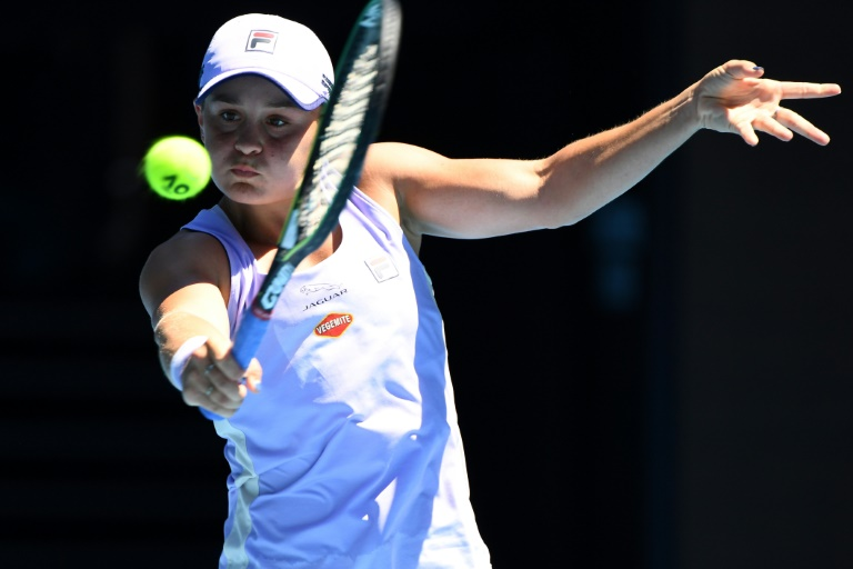 La N.1 mondiale Ashleigh Barty forfait pour le tournoi de DubaÏ