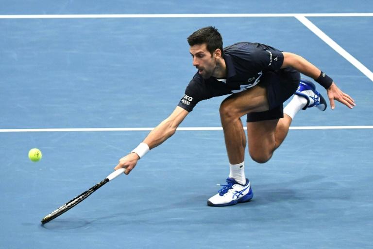 Djokovic quasiment assuré de finir l'année N.1 et d'égaler le record de Sampras