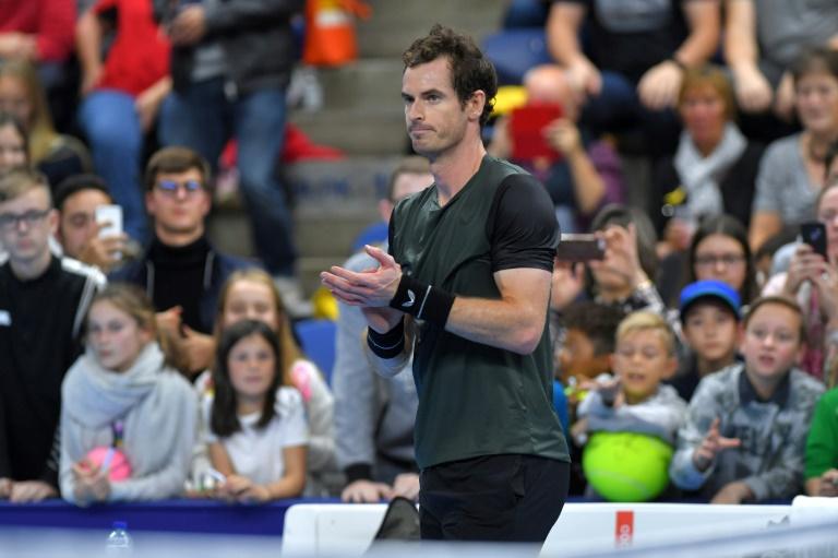 ATP: le revenant Murray trop fort pour Humbert à Anvers
