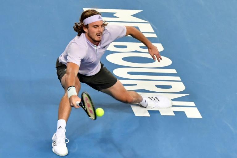 Open d'Australie: éliminé par Raonic au 3e tour, Tsitsipas s'est