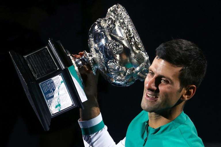 Djokovic dominates Medvedev to win record-extending ninth Australian Open