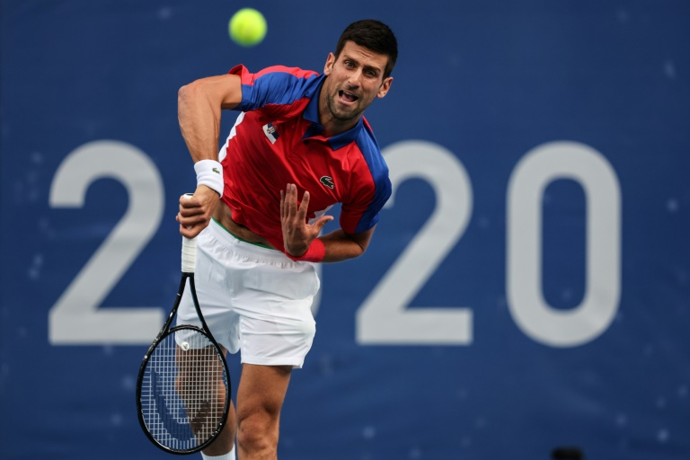 'Pressure is a privilege', says Djokovic of life at the top