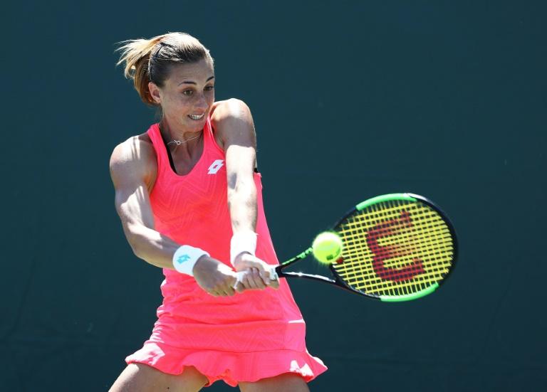 WTA: Martic bat Vondrousova et remporte le tournoi d'Istanbul