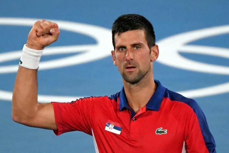 JO-2020 -  Djokovic met fin aux espoirs de Nishikori et du Japon et passe en demies