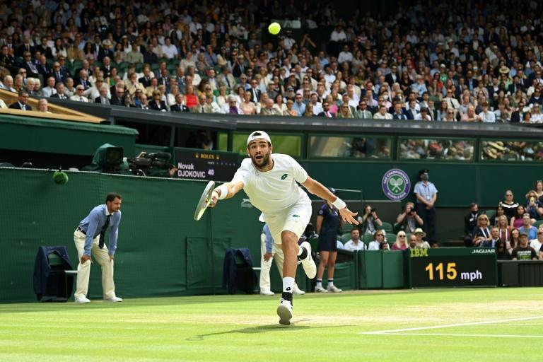 Wimbledon finalist Berrettini, Molinari out of Olympics with injury
