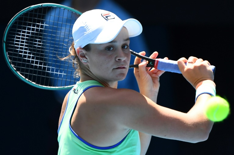 Ashleigh Barty reste prudente sur sa participation à l'US Open